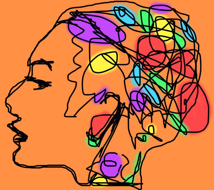 Negatiivisen ajatuksen/tunnetilan käsitteleminen